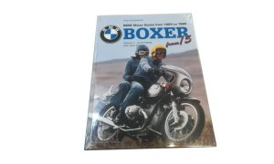 Buch - BMW BOXER from /-5 (1969-85) Band 1